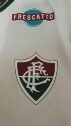 Camisa OFICIAL FLUMINENSE JOGADOR RICHARLISON 19 AUTOGRAFADA
