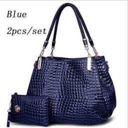 Bolsa azul 2pcs