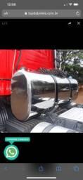 Vendo Tanque de Inox 600 litros