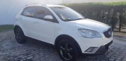 Korando 2.0 16V Diesel AWD AUT 4X4 - LEIA O ANÚNCIO