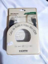 Cabo HDMI X MINI HDMI 1,2 Mts