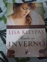 Livro romance - Lisa Kleypas