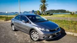 Honda Civic LXR Completíssimo Ipva 2020 Pago e Vistoriado - 2014
