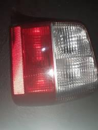 Lanterna Traseira Uno 2004 a 2010 Uno Mille 2004 a 2014  Fumê<br><br>
