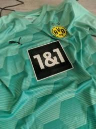 Camisa Borussia Dortmund 2021 n°3