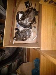 Peças moto 250cc