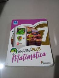 Livro araribá plus 7° ano matemática