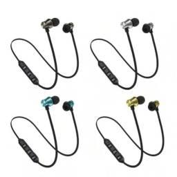 Fones de ouvido sport sem fio - Bluetooth 4.1 - Produto novo