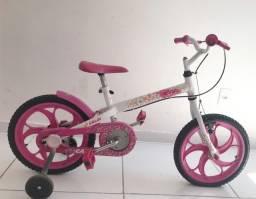 Vendo Bicicleta Caloi Infantil Ceci Aro 16