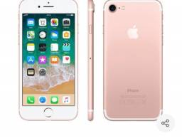 Iphone7 128g cor rosa
