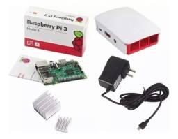 Kit Raspberry Pi3 20 Mil Jogos 64gb