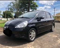 Honda / Fit 1.5 Ex 2007 Completo + Automático 26.900