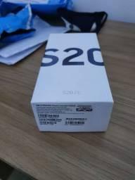 Galaxy s20 Fe processador snapdragon 865 .
