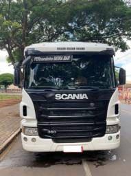 Vendo Scania p360 6x2 ano 2015