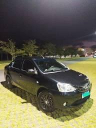 Toyota Etios XLS 1.5 GNV 5° geração Ótimo para UBER ou Particular