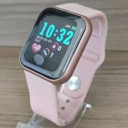 Relógio Inteligente Smartwatch D20 COLOCA FOTO NA TELA _ ATUALIZADO _ Frete Grátis
