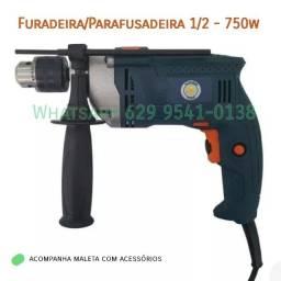 Furadeira 750w