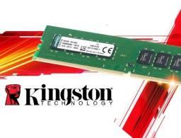 Memória de 8GB DdR4 2666Mhz 1,2V 1Rx8 para Desktop KVR26N19S8/8