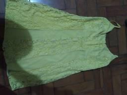 Vestido Amarelo - P