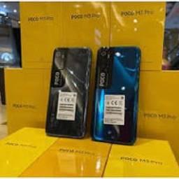 Oportunidade Xiaomi Poco M3 Pro 5G Azul/Preto 4+64Gb