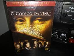 Box Dvd Código Da Vinci (Filme+ Making of
