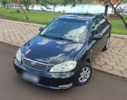 Toyota/Corolla XLI 1.6 - Automático - 2007/2007 - Excelente estado de conservação