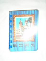 Título do anúncio: Livro Cartão Postal Roma - Importado Da Itália