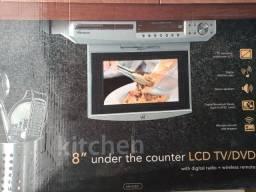 Vendo aparelho TV e dvd