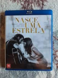 DVD Blu-ray Nasce Uma Estrela (Lady Gaga e Bradley Cooper)