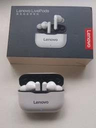 Fone De Ouvido Bluetooth - Lenovo Livepods