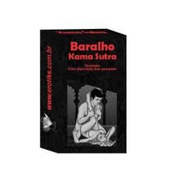Baralho Kama Sutra (20 cartas com posições explicadas) - Erotiks