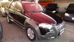 Fiat strada dupla 1.8 adv.conservada