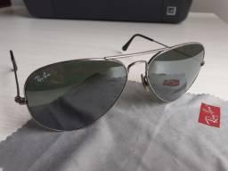 Óculos de sol, Ray Ban aviador (Bom estado)
