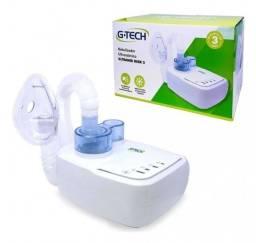 Aerosol/Nebulizador /Inalador Ultrassónico adulto e infantil Gtech