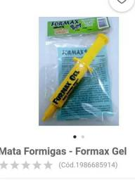 Formax Gel Formiga ou Barata com 12un