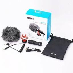 Microfone DSLR