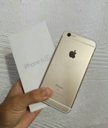 IPHONE 6S GOLD (TROCO POR ANDROID)