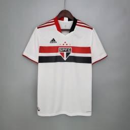Camisas São Paulo Oficial