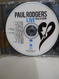 Cd Paul Rodgers, ex vocal Bad Company