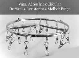 Varal Aéreo Inox