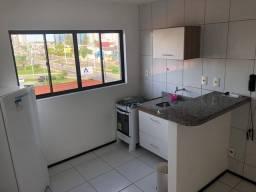 Apartamento semi mobiliado de 1 quarto