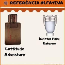 Lattitude Expedition Referência ao Paco Rabanne