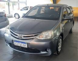 Etios Sedan XS 1.5 Flex Carro Bem Conservado Todo Revisado