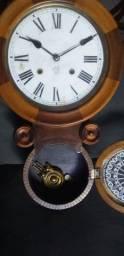 Relógio tipo oito