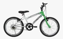 Pronta Entrega Bicicleta ARO 20 MASC. - Evolution - Verde