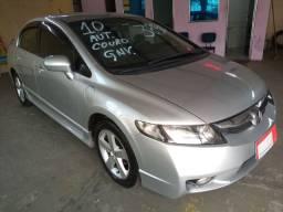 Civic LXS 2010 AUT GNV IPVA 2021 pago