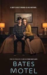 Bates Motel / A Série Completa / 1ª, 2ª, 3ª, 4ª e 5ª temporadas / DVD