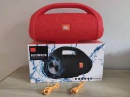 Caaiixa de Soomm Pootente JBL Boombox Veermelha 30cm