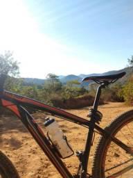 Bike mtb Caloi. troco em ps4