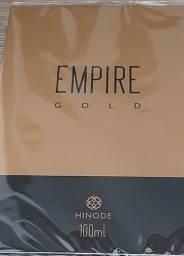 Perfume Masculino Empire Gold com 100 ml.
